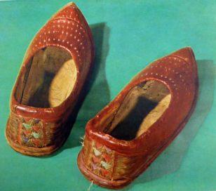 A-këpucë nusesh tip i zakonshëm 2