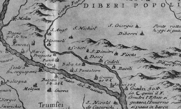 Dok-hartë e vjetër për Zadrimen