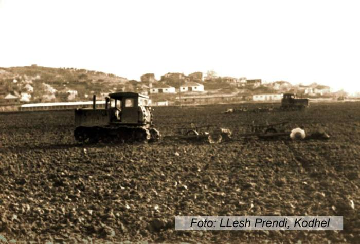 Dok-Punimi i tokës gjatë kooperativave