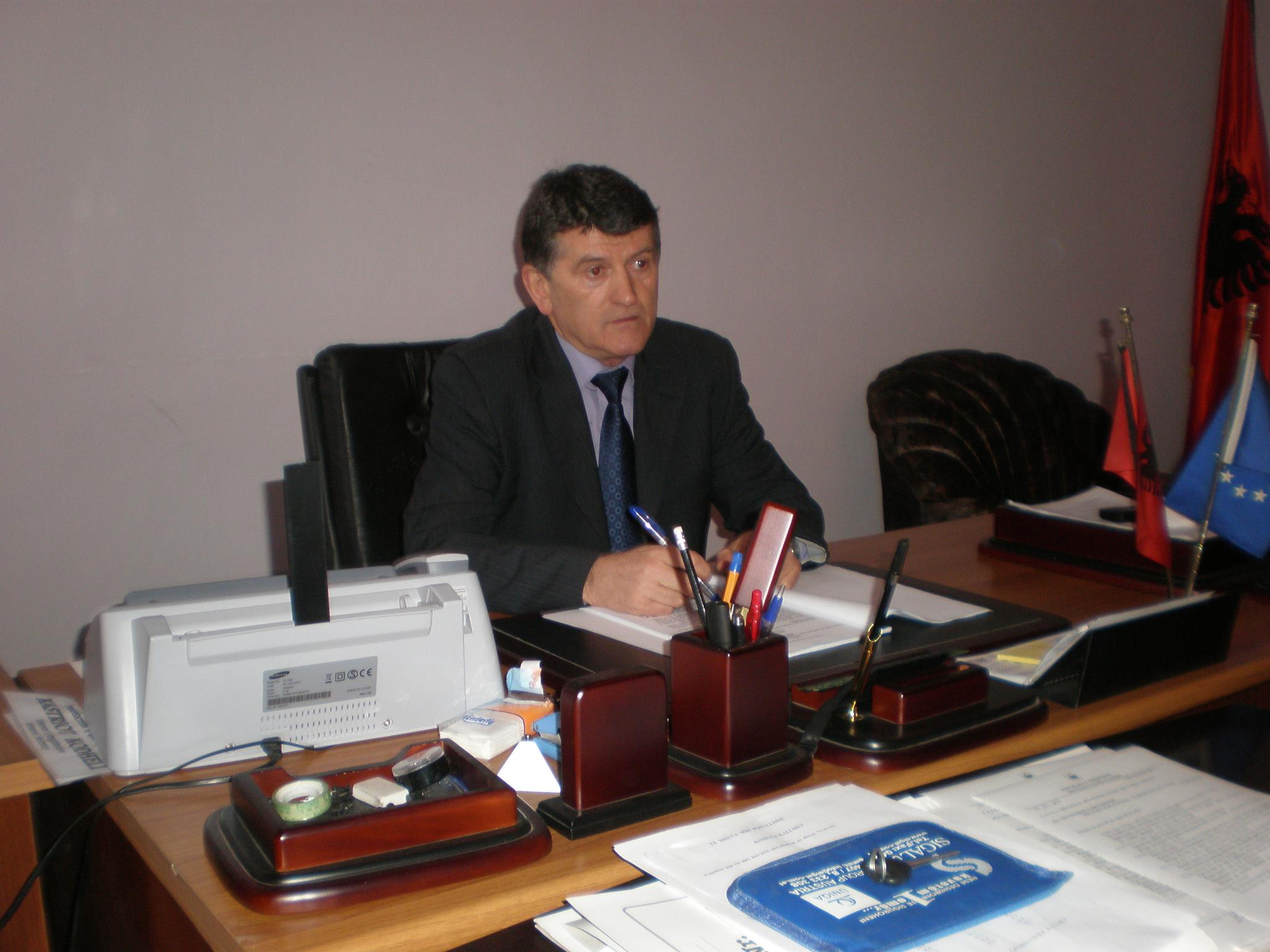 Kastriot Kodheli si drejtues i arsimit