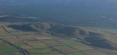 Pamje e pjesëshme e Kodrave të Kodhelit