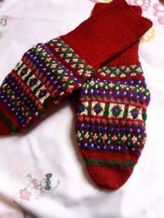 Das- Çorape nusesh zadrimore