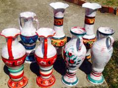 Jana - vazo artistike 1