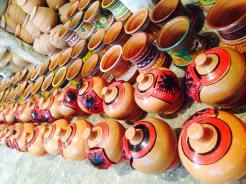 Jana -vazo dekorative të ndryshme