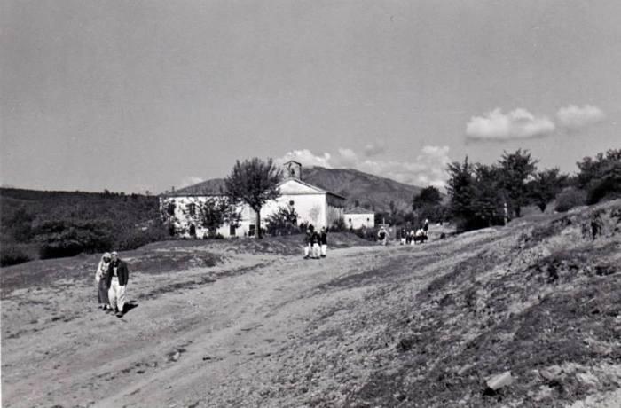 A- tek kisha e Beltojës viti 1940.jpg
