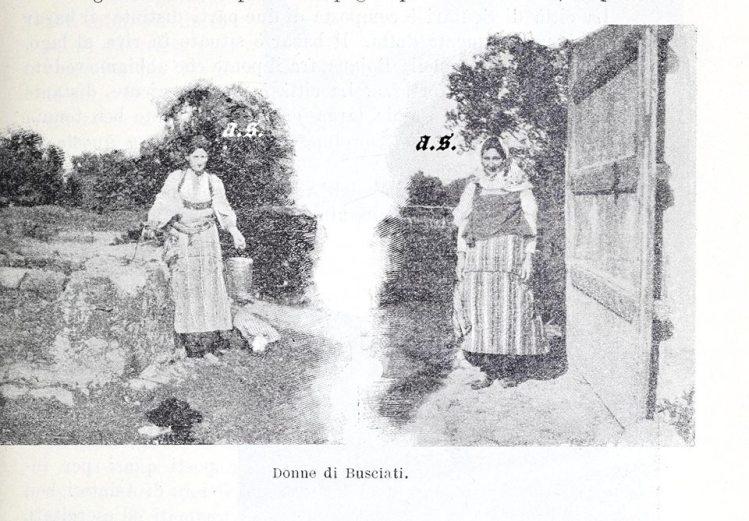 Bushatnjane të vitit 1900