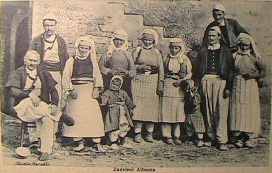 Das- familje e vjetër zadrimore
