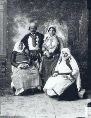 familje e vjetër zadrimore me banim në Shkodër