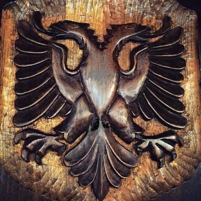 Gdhendje-shqiponja