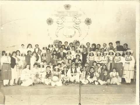 Grupi artistik i Blinishtit 1978