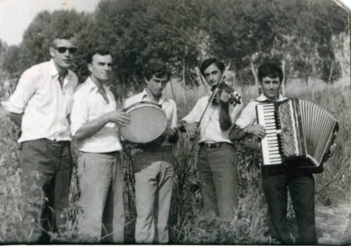 grupi legjendar i Hajmelit me të madhin violinistin virtuoz Jak Vokrri.