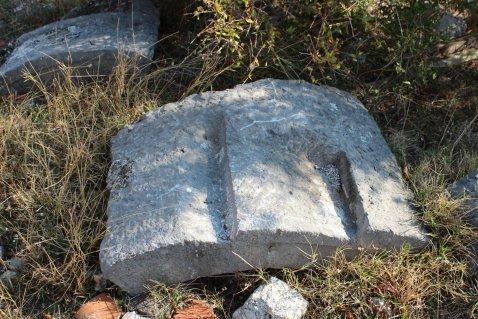 gurë harkorë të gdhendur