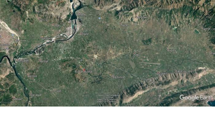 harta e Zadrimës