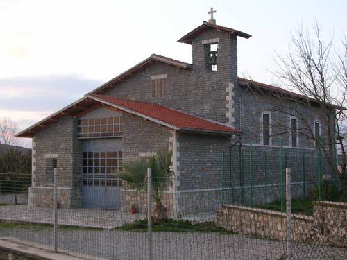 Kisha e re