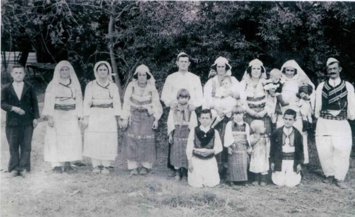 familje zadrimore e hershme nga stajka