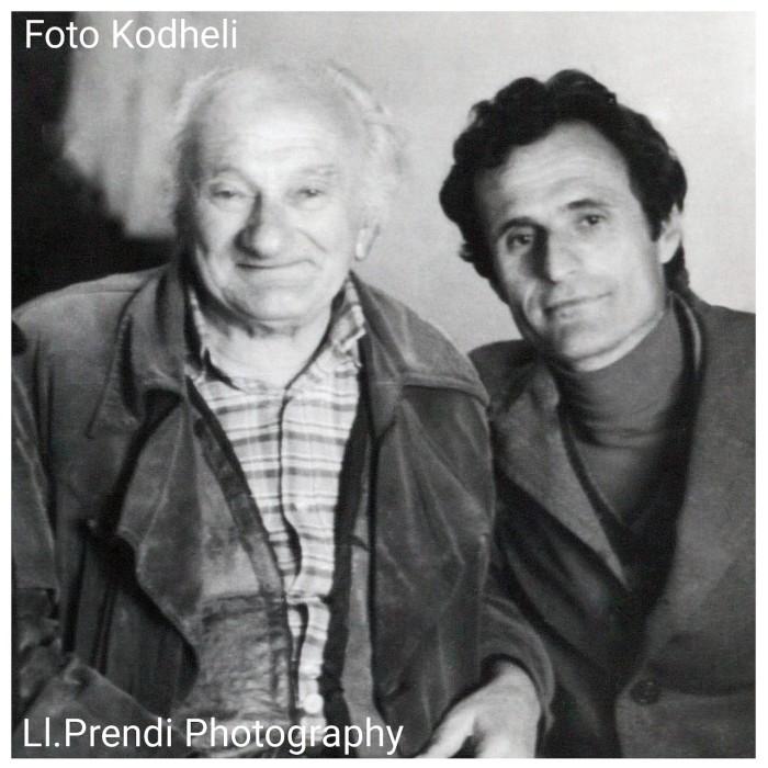 Ll. Prendi- Fran Palushi me D. Jak Zekaj