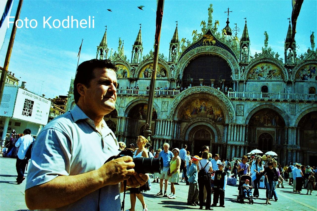 Ll. Prendi-Pashk Përvathi në Venecia