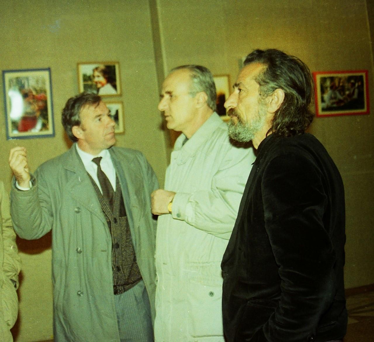 Lleshi, D. Gazulli, Nd. Gjetja