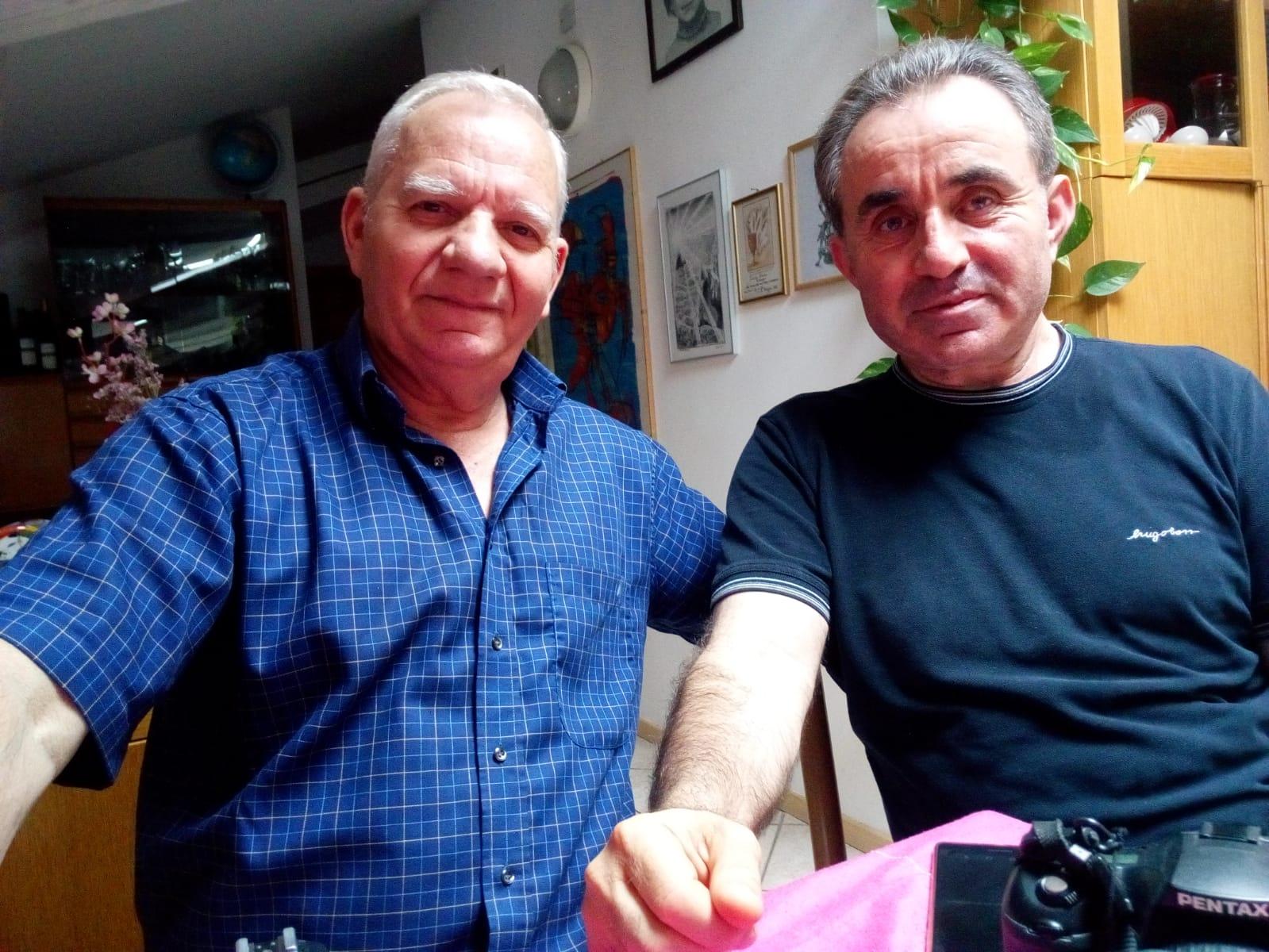Lleshi dhe Marian Bunaj