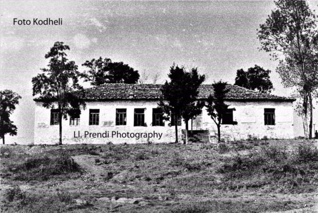 Lleshi-Shkolla e vjetër e Dajçit në vitet '80