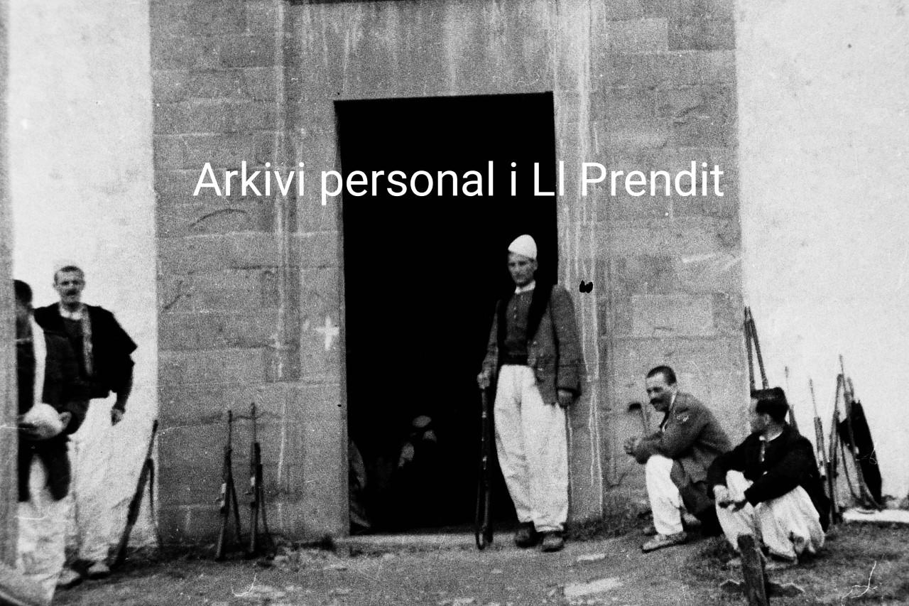 Ll. Prendi-Arkiv Nga kisha e Dajçit shumë vite para Çlirimit